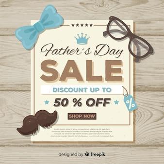Vaderdag verkoop