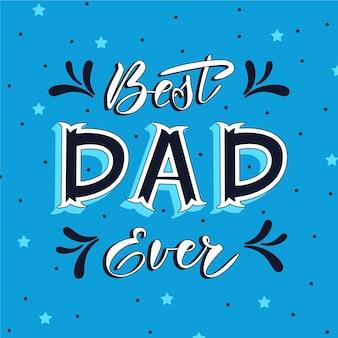 Vaders dag ontwerp tekenen