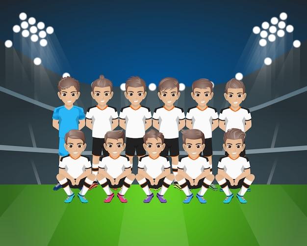 Valencia voetbalteam