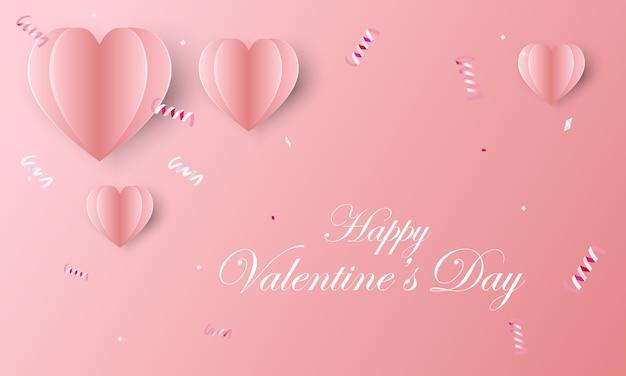 Valentijn achtergrond
