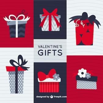 Valentijn cadeaus pak