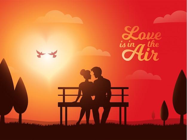 Valentijn feest