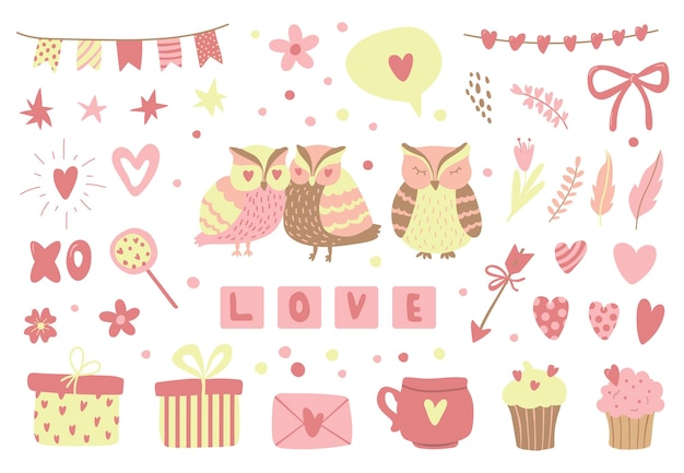 Valentijnsdag collectie