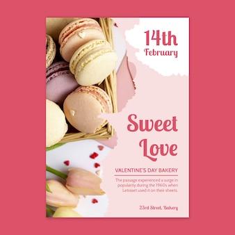 Valentijnsdag poster a4