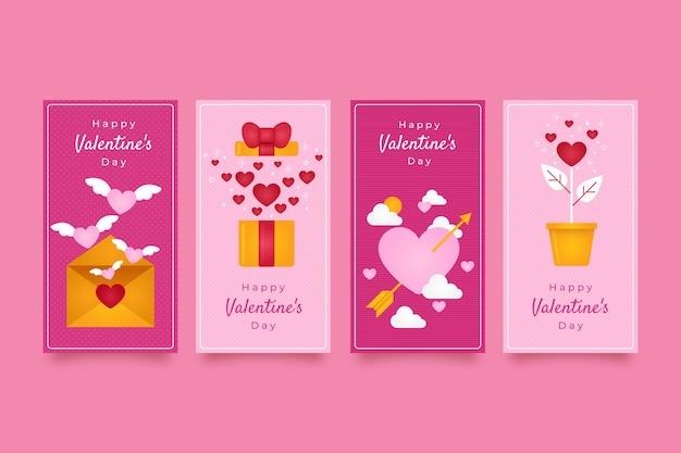 Valentijnsdag super verkoopverhaal