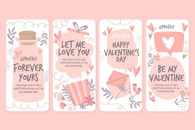 Valentijnsdag verhaalcollectie