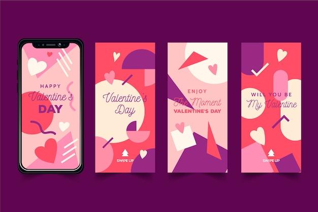 Valentijnsdag verhalencollectie