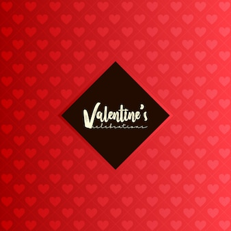 Valentine abstracte achtergrond
