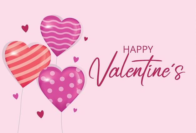 Valentine day celebrate background