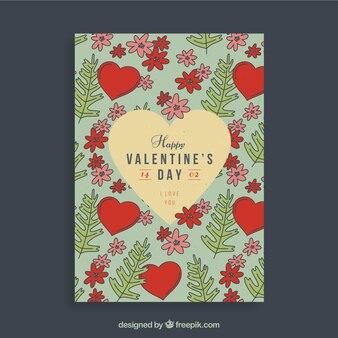 Valentine hoesontwerp