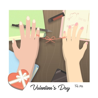 Valentine nieuw koppel