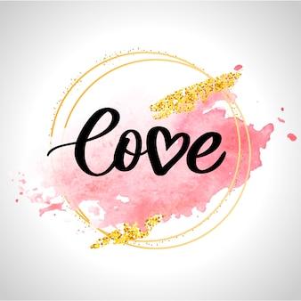 Valentine poster, kaart, label, banner brief slogan elementen voor valentijnsdag elementen. typografie love heart