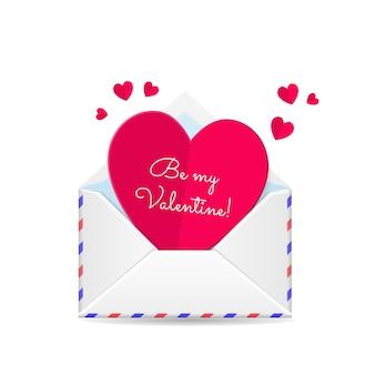 Valentine wenskaart