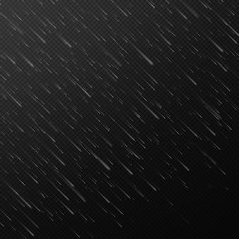 Vallende waterdruppels regentextuur natuur regenval abstracte vallende watertextuur Premium Vector
