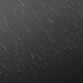 Vallende waterdruppels regentextuur natuur regenval abstracte vallende watertextuur