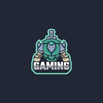 Vechter logo mascotte