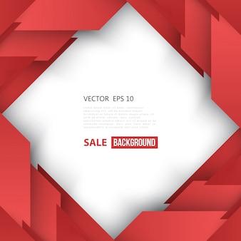 Vector abstract geometrisch