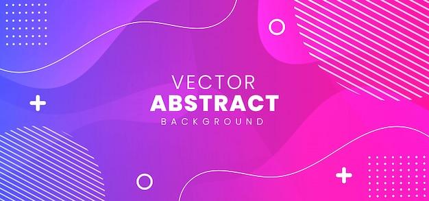 Vector abstracte achtergrond