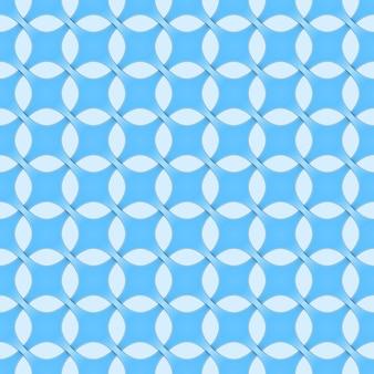 Vector abstracte geometrische islamitische achtergrond. gebaseerd op etnische moslim ornamenten. geweven papierstrips. elegante achtergrond voor kaarten, uitnodigingen, enz.