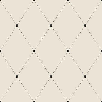 Vector abstracte naadloze patroonachtergrond