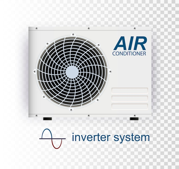 Vector airconditioner airconditioner met wifi-controle