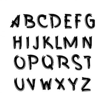 Vector alfabet
