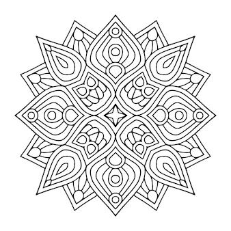 Vector arabesk ornament