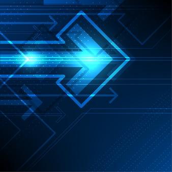 Vector automatisering technologienetwerk