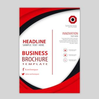 Vector brochure