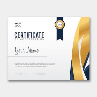 Vector certificaat