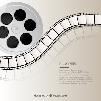 Vector film reel