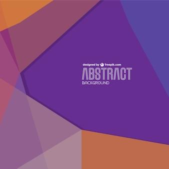 Vector geometrische achtergrond ontwerp