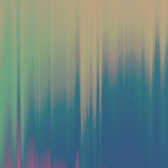 Vector glitch achtergrond. vervorming van digitale beeldgegevens. kleurrijke abstracte achtergrond. chaos-esthetiek van signaalfout. digitaal verval.