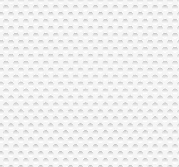 Vector golf achtergrond of golfbal textuur