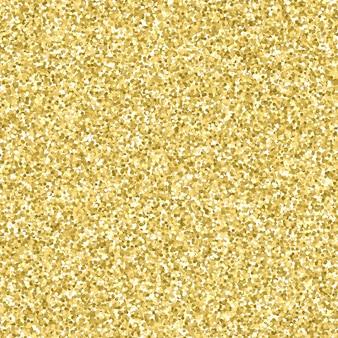 Vector goud kleur deeltjes vonken glanzend stof effect confetti textuur kunst luxe magie rijke artistieke abstracte achtergrond