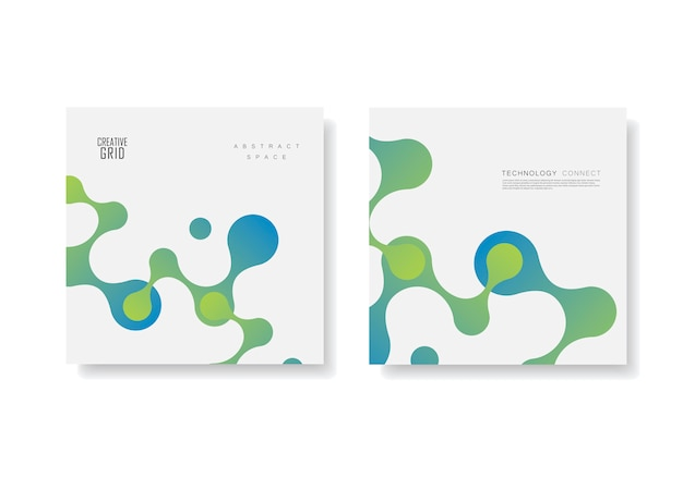 Vector groenachtig blauwe verbonden houten hamers op wit ontwerp voor kaarten