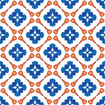 Vector naadloos geometrisch patroon voor ansichtkaarten