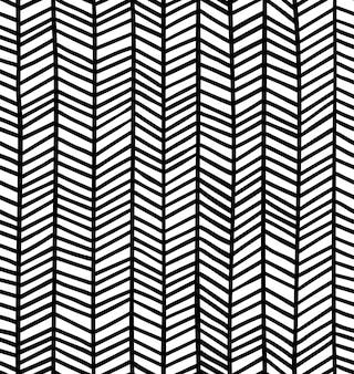 Vector naadloos patroon met parallelle en diagonale lijnen, abstracte achtergrond