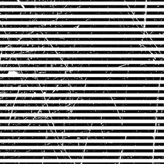 Vector naadloos patroon op abstracte grungegolf.