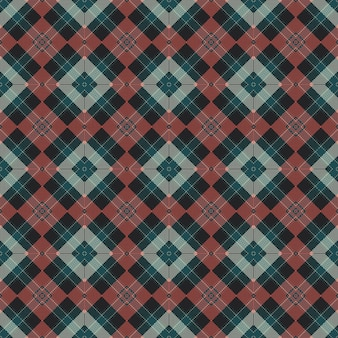 Vector naadloze tartan patroon. uitstekende kerstmisachtergrond. naadloze tartan plaid. mode geometrisch ontwerp. kerst abstracte patroon. schotse geweven textuur. klassiek tartan naadloos patroon.