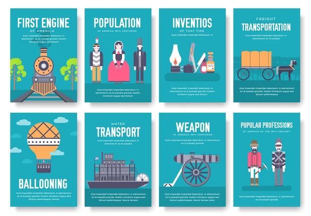 Vector nationale cultuurtradities. traditionele kunst, tijdschrift, poster, abstract, banners, element.