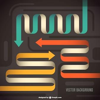 Vector pijlen free design