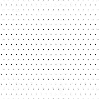 Vector polka achtergrond met kleine puntjes
