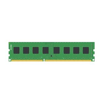 Vector random access memory of ram