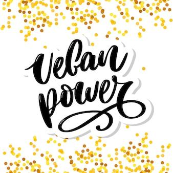 Vector ronde eco, bio groen logo of teken. rauw, gezond voedsel badge, tag voor café, restaurants, verpakkingen. hand getrokken belettering 100 vegan. organische ontwerpsjabloon.