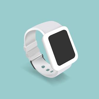 Vector van een slim horloge