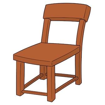 Vector van stoel