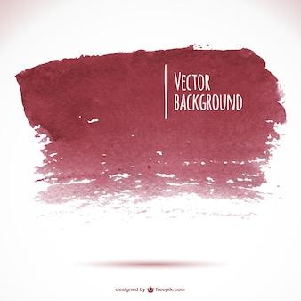 Vector verf kleur sjabloon