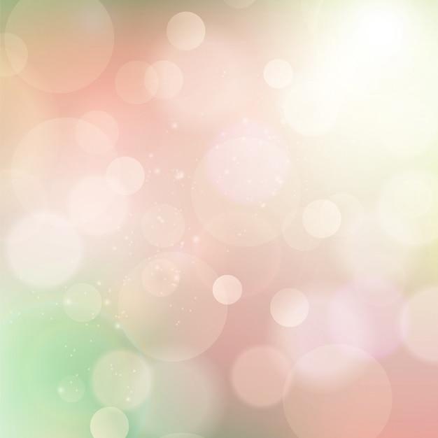 Vector zacht gekleurde abstracte achtergrond