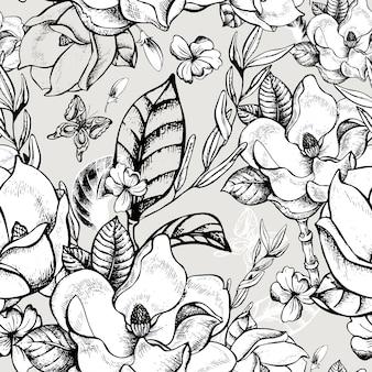 Vector zomer tropische bladeren, exotische wenskaart